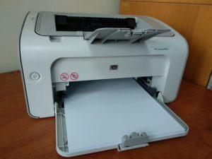 Принтер лазерний HP